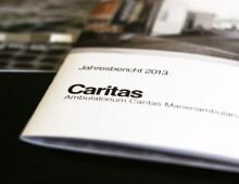 Jahresbericht der Caritas Marienambulanz