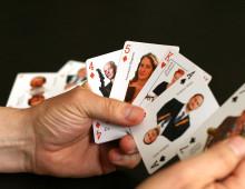 """Spielkarten """"Capella Leopoldina"""""""