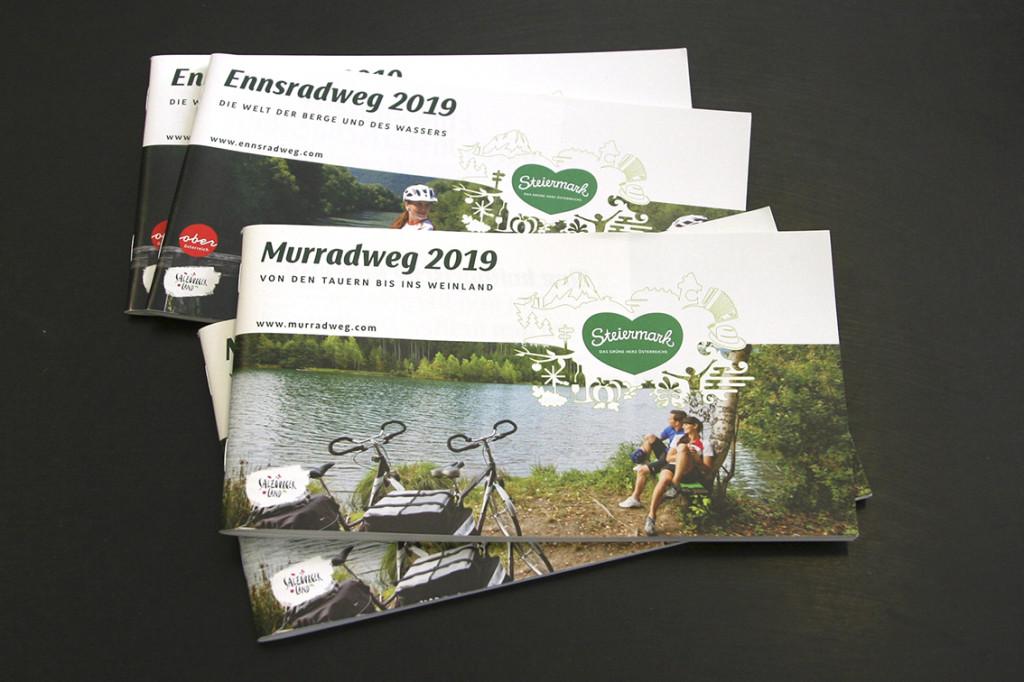 Ennsradweg Murradweg 2019