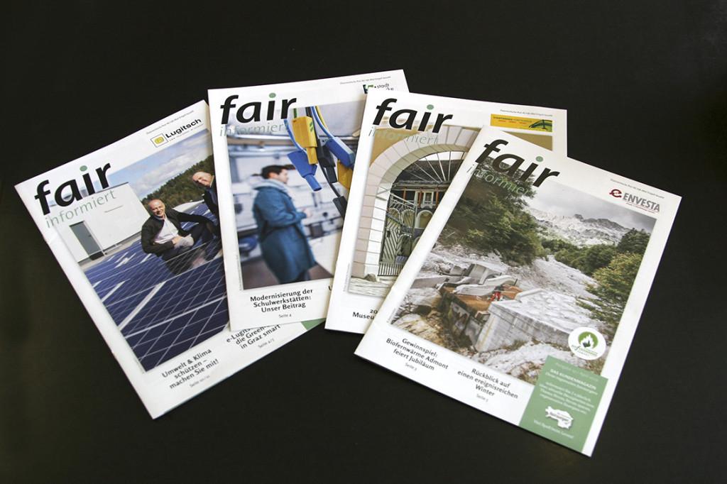 fair informiert – Covers 2019